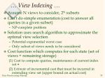 view indexing1