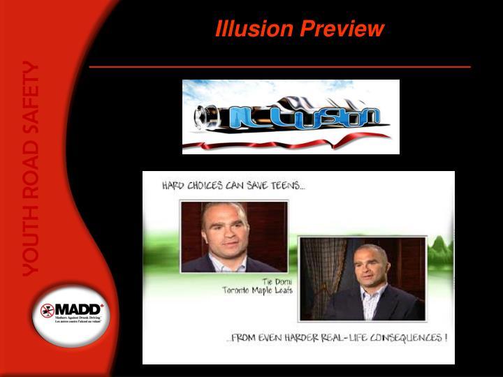 Illusion Preview