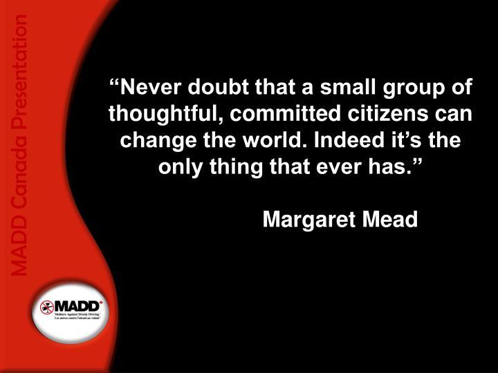 MADD Canada Presentation