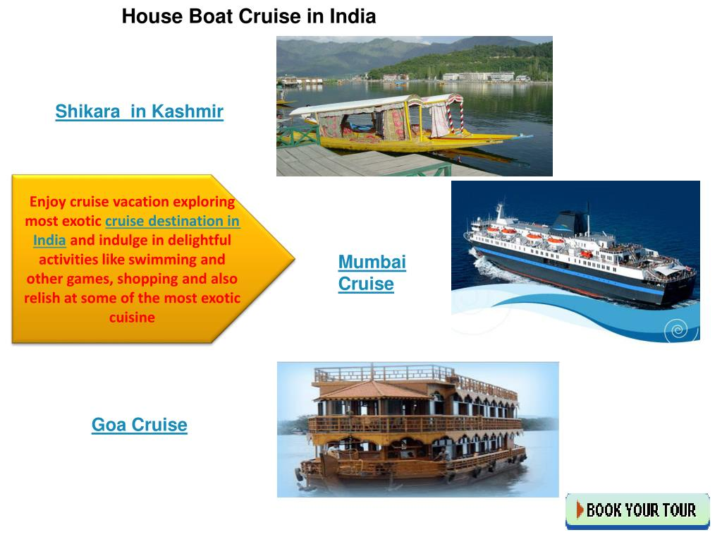 House Boat Cruise in India