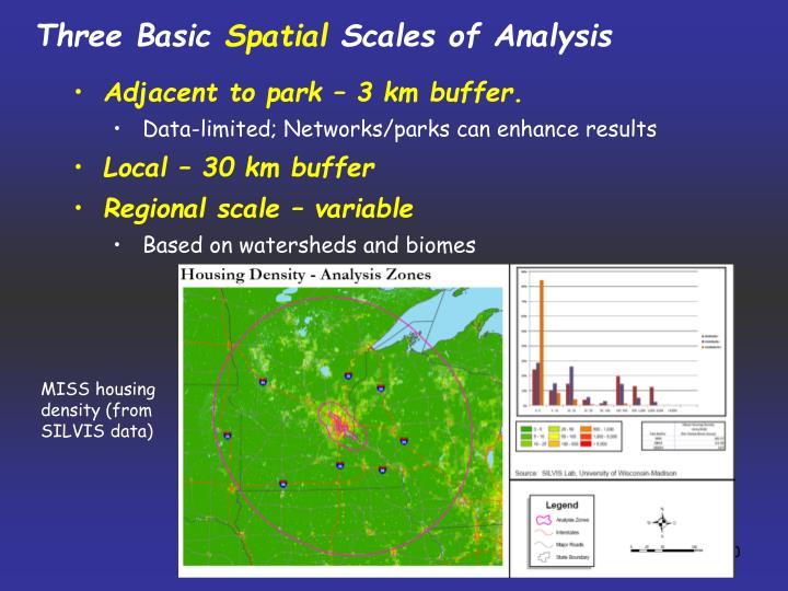 MISS housing density (from SILVIS data)