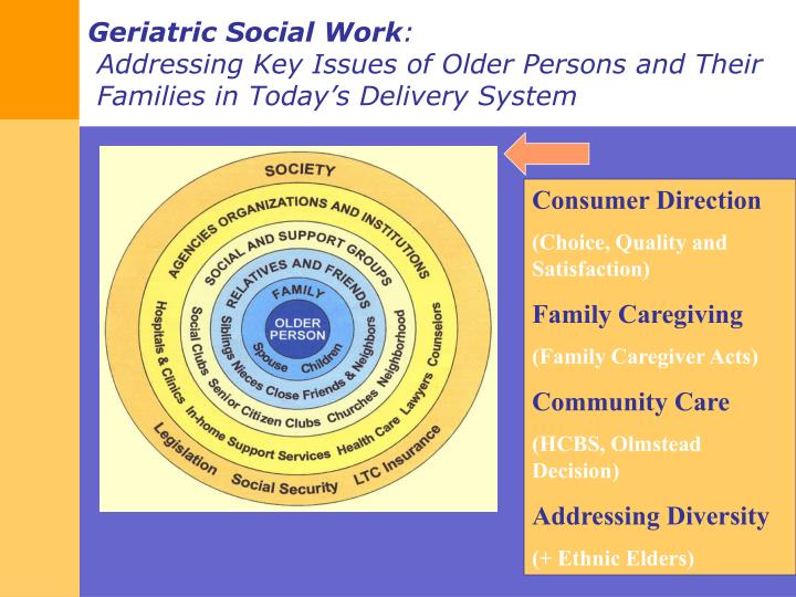 Geriatric Social Work