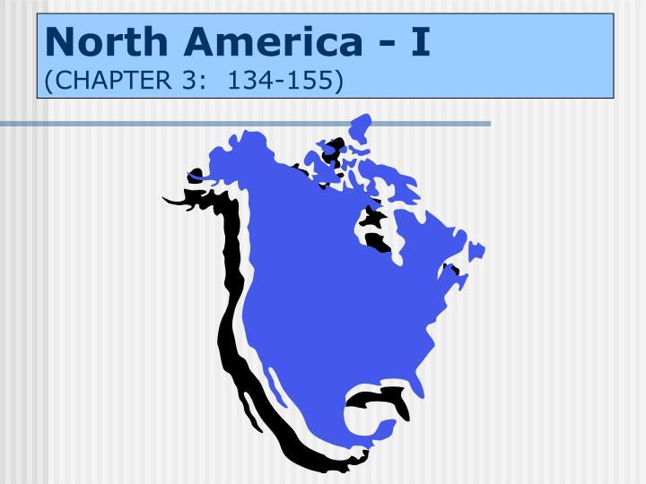 North America - I