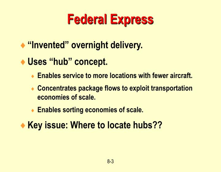 Federal Express