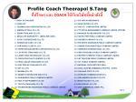 profile coach theerapol s tang2