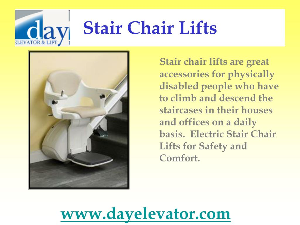 Stair Chair Lifts