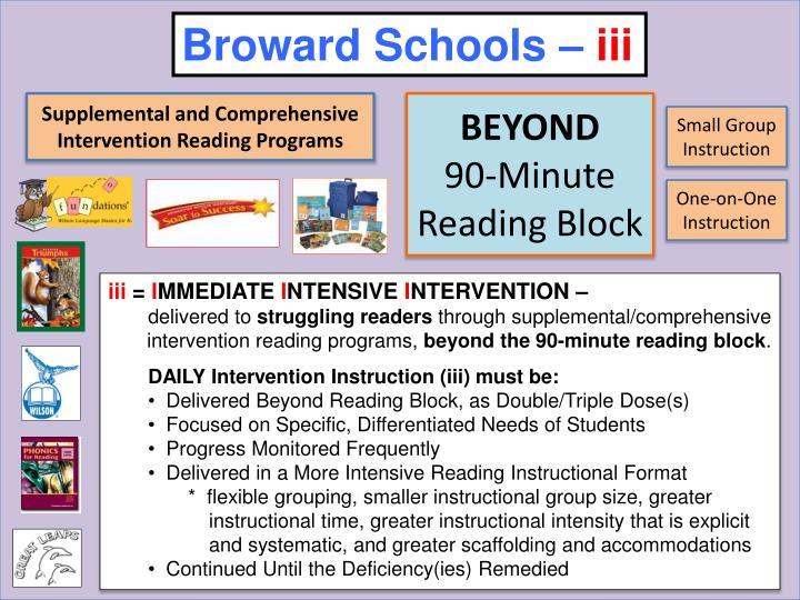 Broward Schools –
