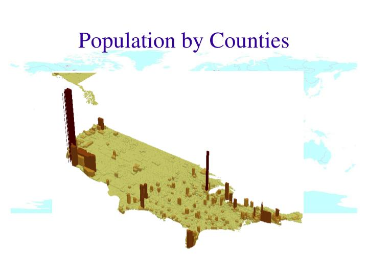 Population by Counties