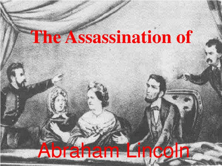 The Assassination of