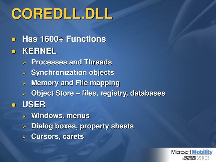 COREDLL.DLL
