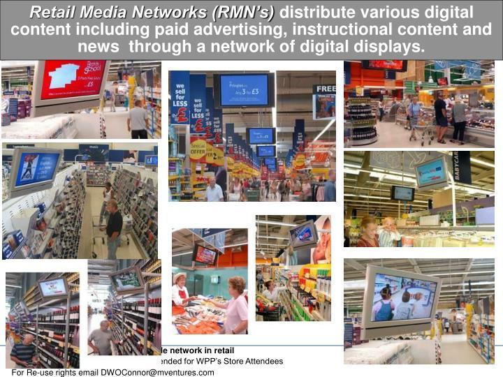Retail Media Networks (RMN's)