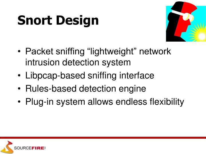 Snort Design