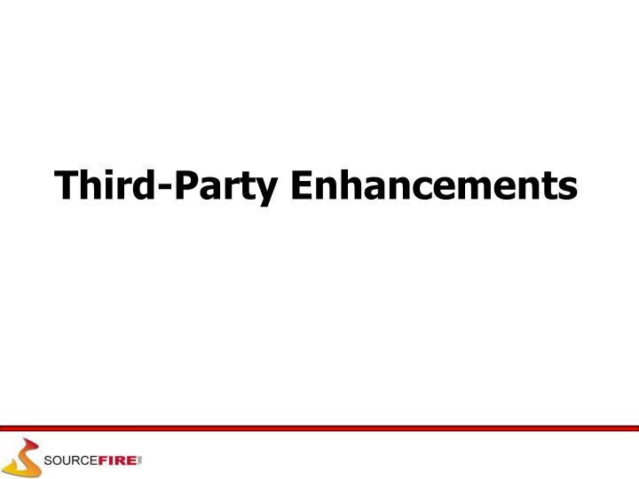 Third-Party Enhancements