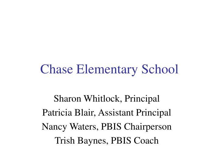 Chase Elementary School