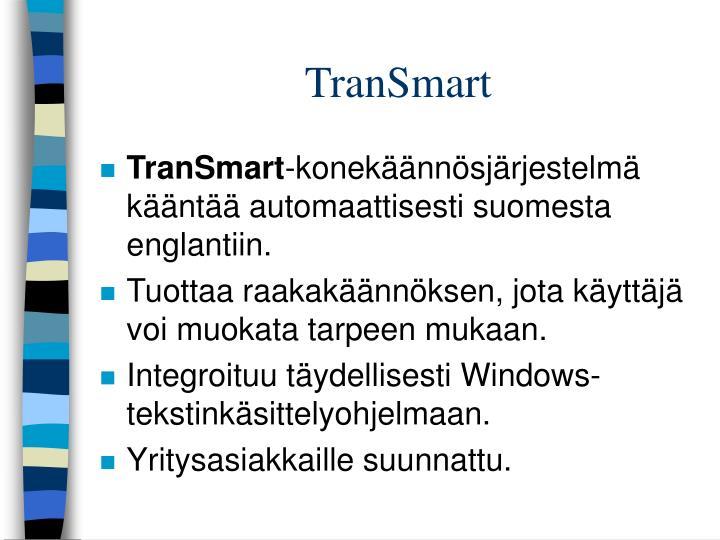 TranSmart