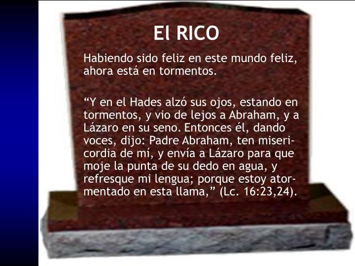 El RICO