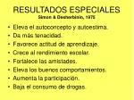 resultados especiales simon desherbinin 1975