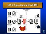 nicu data acquisition 20091