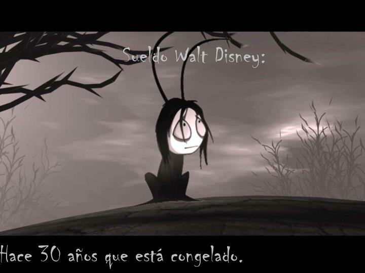 Sueldo Walt Disney: