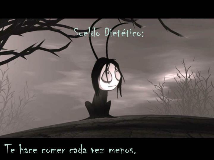 Sueldo Dietético: