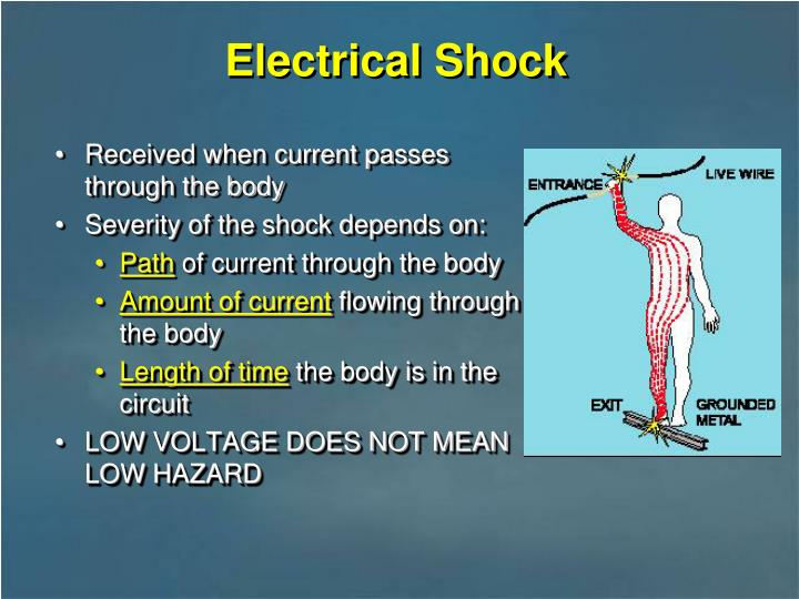 Electrical Shock