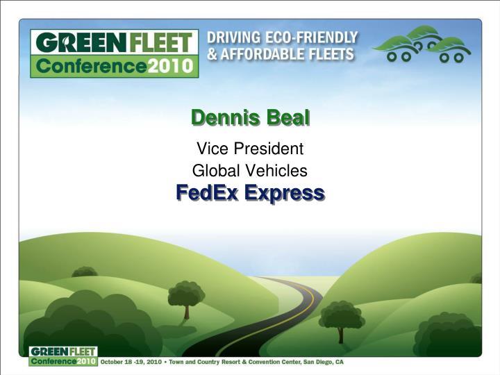 Dennis Beal