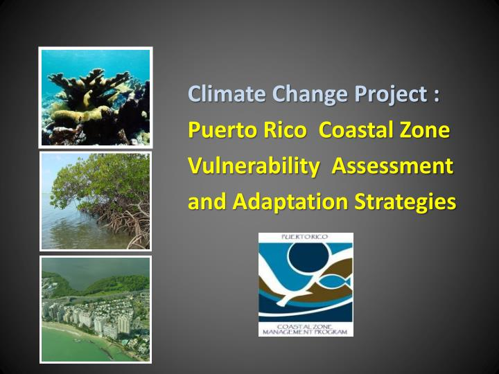 Climate Change Project :