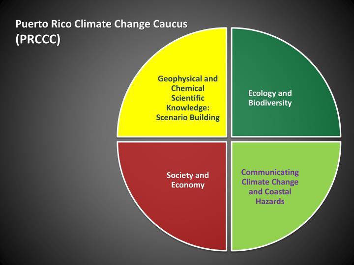 Puerto Rico Climate Change Caucus