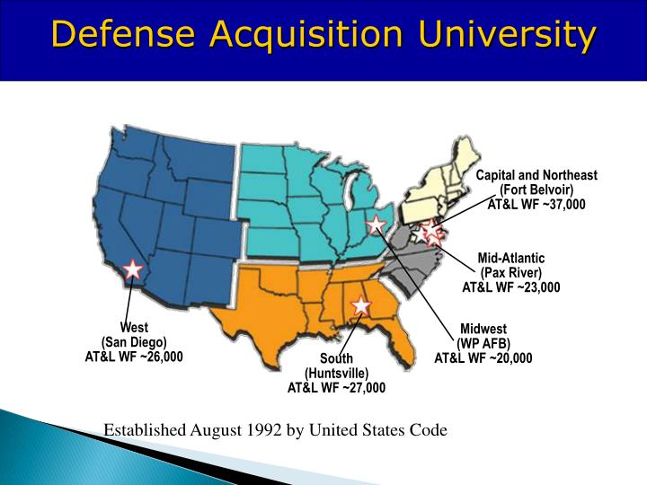 Defense Acquisition University