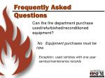 frequently asked questions5