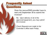 frequently asked questions9