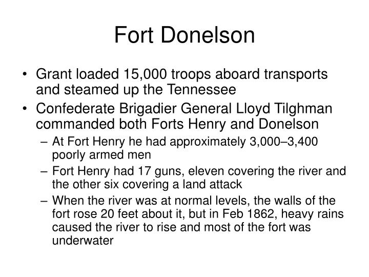 Fort Donelson