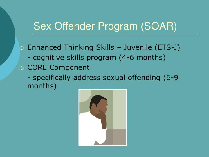 Sex Offender Program (SOAR)