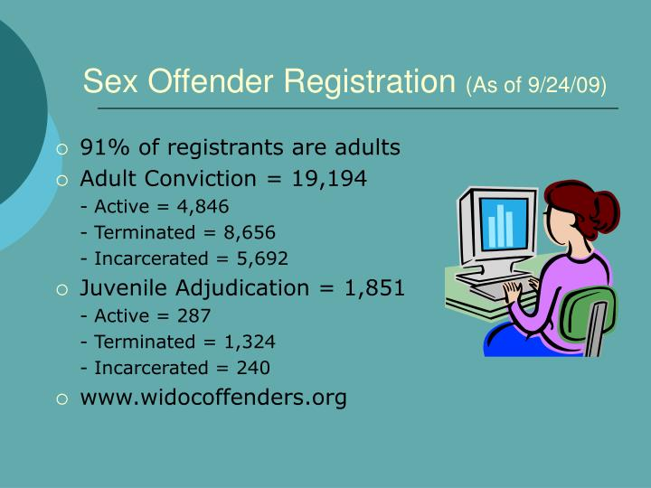 Sex Offender Registration