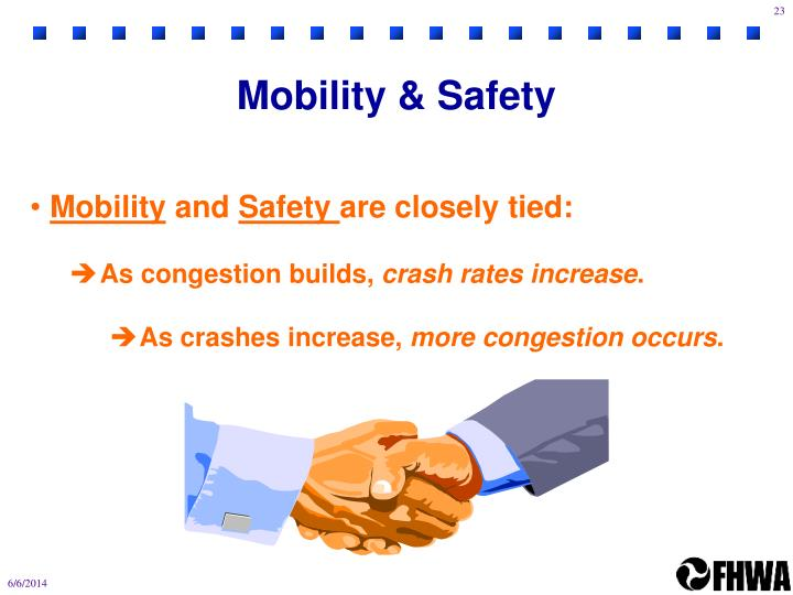 Mobility & Safety