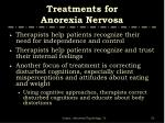 treatments for anorexia nervosa5