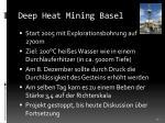 deep heat mining basel