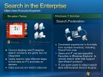 search in the enterprise make users productive anywhere