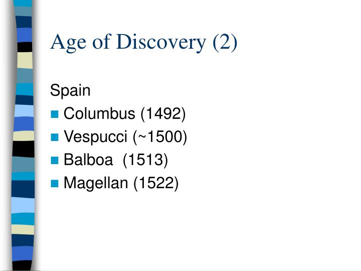 Age of Discovery (2)