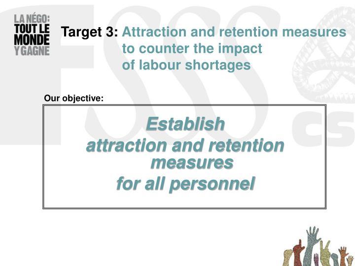 Target 3:
