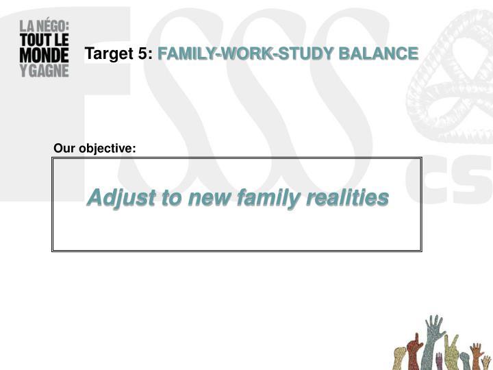 Target 5: