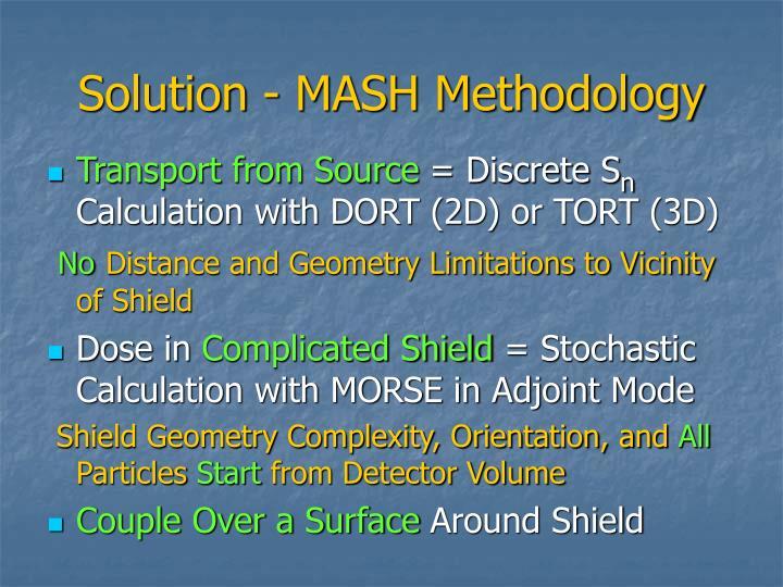 Solution - MASH Methodology