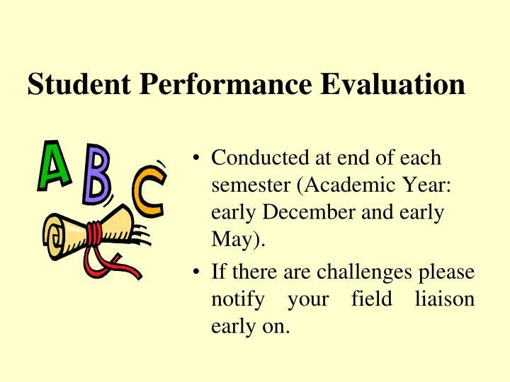 Student Performance Evaluation