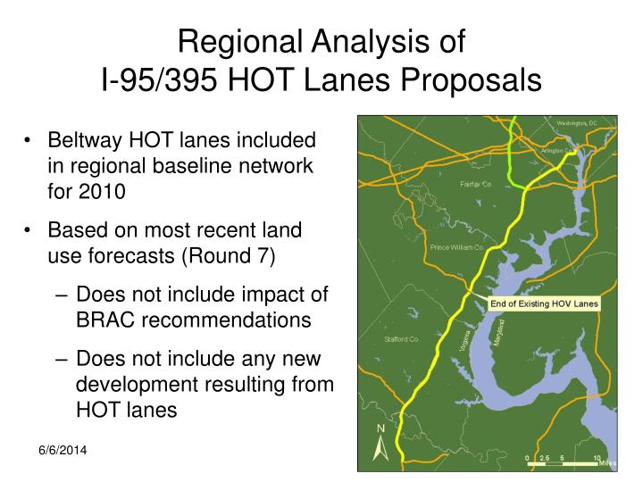 Regional Analysis of