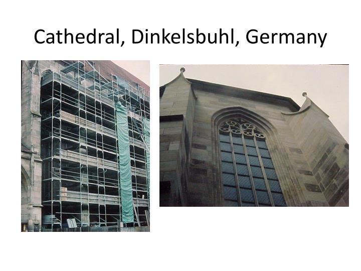 Cathedral, Dinkelsbuhl, Germany