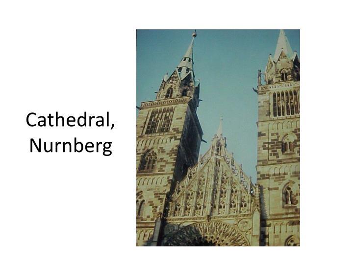 Cathedral, Nurnberg