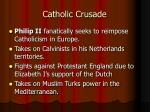 catholic crusade