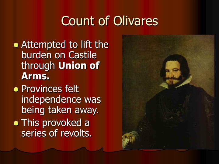 Count of Olivares