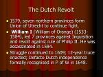 the dutch revolt1