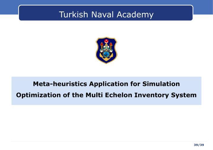 Turkish Naval Academy